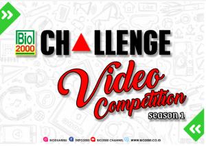 Lomba Video Bio 2000 Berhadiah 10 Juta ini di selenggarakan oleh bio 2000 dalam program bio 2000 challenge yang merupakan kompetisi kreatif yang mengajak partisipasi seluruh lapisan masyarakat khususnya dalam bidang videografi.