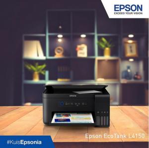 Kuis Epsonia Instagram Berhadiah Printer L4150 senilai Rp3,5 juta