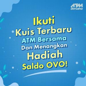 lomba-Instagram-ATM-bersama Berhadiah-Saldo-OVO