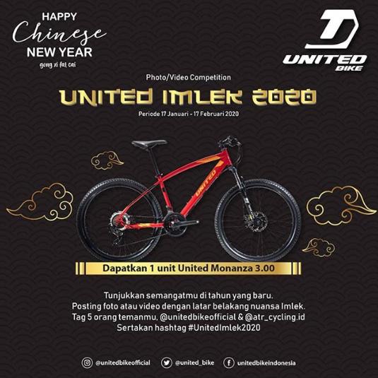 lomba foto dan video united bike