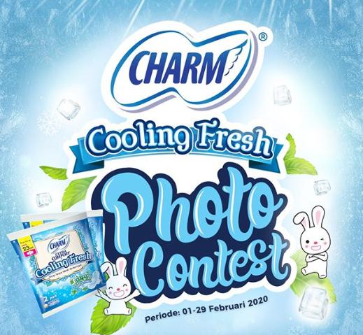 Lomba Foto Charm Cooling Fresh Berhadiah Uang Jutaan Rupiah