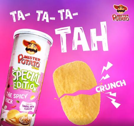 Lomba Video Ta ta ta tah CHALLENGE Mister Potato