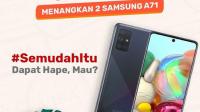 Giveaway RedDoorz Indonesia Berhadiah Samsung A71