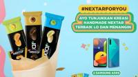 Lomba Kreasi Nextar Berhadiah Hp Samsung A50s