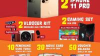 Lomba Video Krisbee Berhadiah Iphone 11 Pro Asus ROG Phone 2