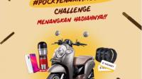 Lomba Video Tiktok Pocky Berhadiah Motor Scoopy
