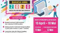 Lomba Menulis Cerita Cekak Bahasa Jawa Solopos