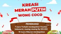 Lomba Kreasi Wong Coco Merah Putih Berhadiah 2.1 Juta