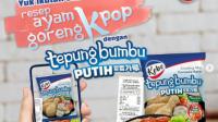 lomba masak kobe dan indomaret resep ayam goreng kpop