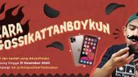 lomba video makan mister potato berhadiah iphone 11
