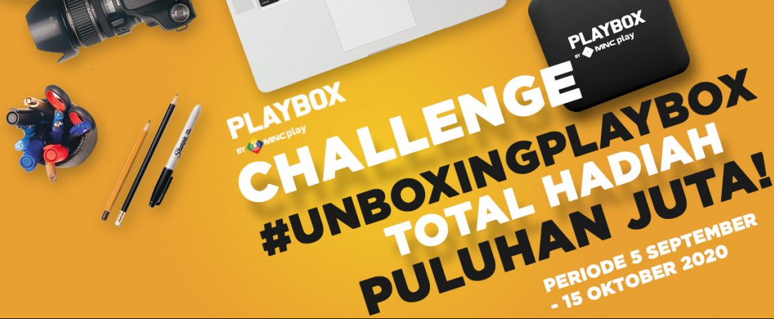 lomba video unboxing & Review mnc playbox