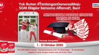 tantangan generasi maju SGM dan Alfamart