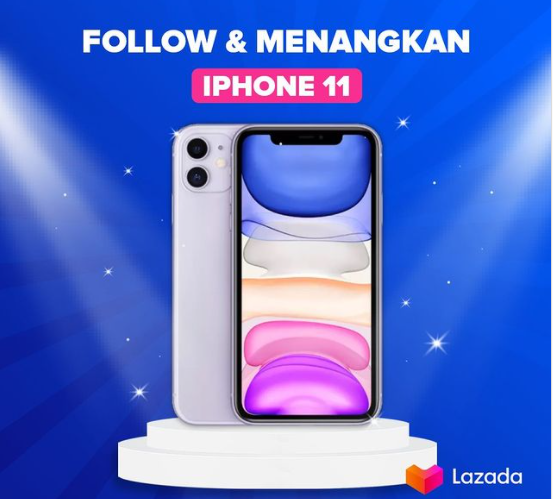 giveaway lazada indonesia