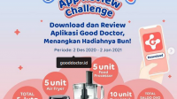 lomba review aplikasi good doctor