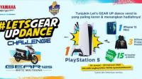 letsgearupdance challenge tiktok Yamaha