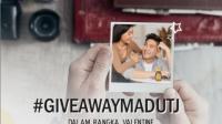 giveaway valentine madu tj