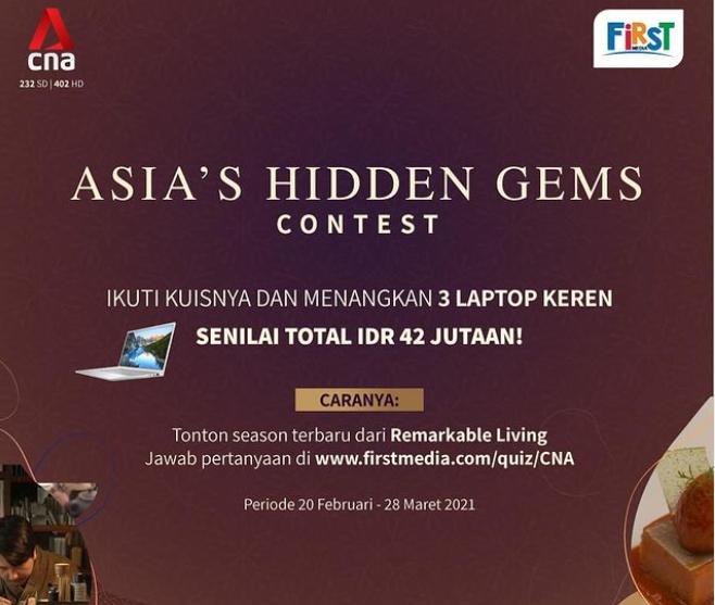 kuis firstmedia asia hidden gems
