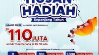 Promo Hujan Hadiah Alfamidi Grand Prize Uang Tunai 110 Juta