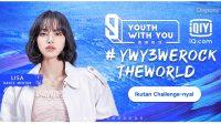 #YWY3WeRockTheWorld challenge
