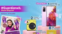Lomba Foto Ekspresi Imperial Leather Berhadiah Samsung Galaxy, Instax Mini dll