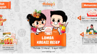 lomba kreasi helmings