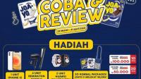 Lomba Foto/Video Review Joayo Berhadiah iPhone 12, Smartwatch dll