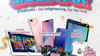 Lomba Video Testimoni Si Gebyar Berhadiah Laptop, Tablet, Smartphone dll