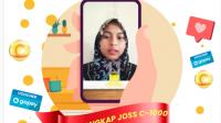 lomba video instagram Joss C-1000