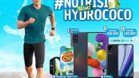 Lomba Konten Nutrisi Sehat Hydrococo Berhadiah Samsung A51, Realme Narzo dan Voucher Gopay