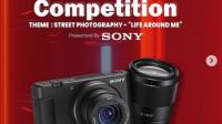 Kontes Foto Life Around Me Berhadiah Kamera Sony ZV-1