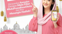 Main Filter Buka Puasa Rasa Olatte Berhadiah Redmi Note 9, E-Voucher Tokopedia dll