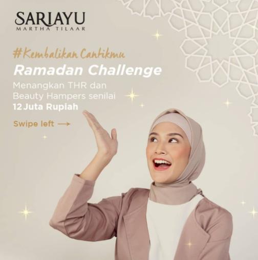 lomba foto sari ayu ramadhan 2021