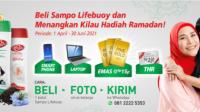 Promo Kilau Ramadhan Lifebuoy Berhadiah Emas, Laptop, Smartphone dan THR 100 Juta