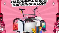 Lomba Konten Ramadhan Extra Faedah Berhadiah iPhone 12, PS5, Laptop, Sepeda dll