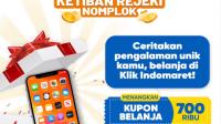 giveaway klik indomaret