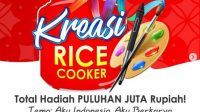 lomba desain rice cooker cosmos berhadiah uang