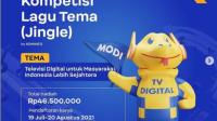 lomba jingle tv digital
