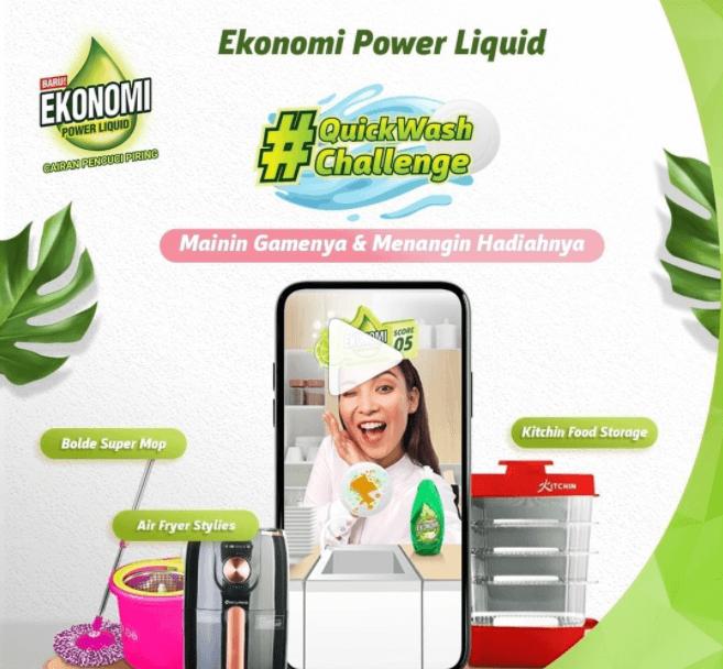tantangan ekonomi power liquid