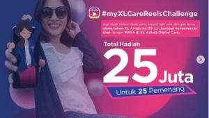 Giveaway XL Berhadiah