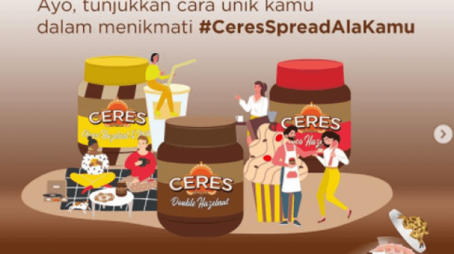 lomba video ceres